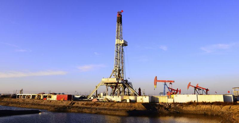 Estrazione del petrolio oggi