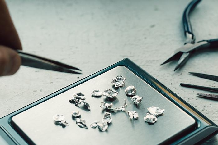 Quotazione del diamante e dei brillanti.
