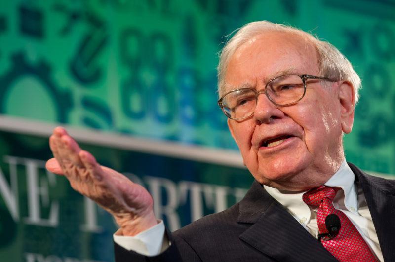 Warren Buffett investire oggi