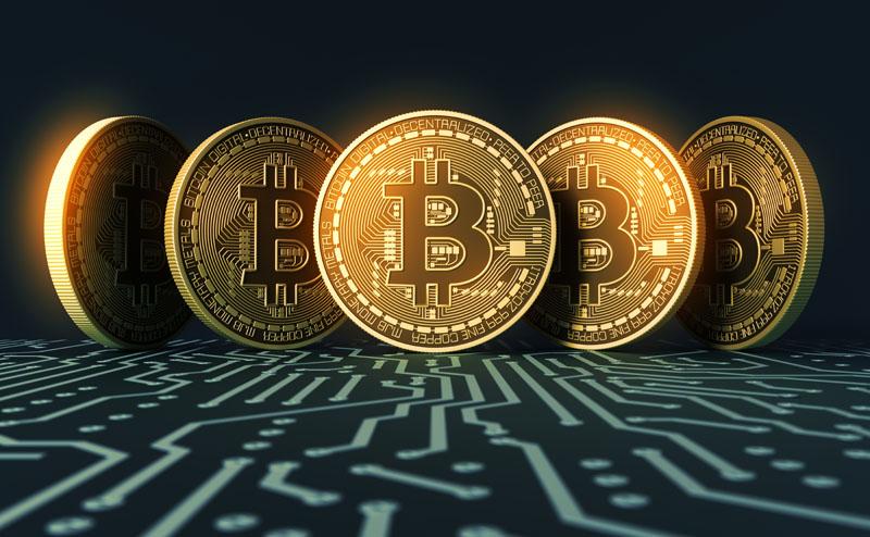 Il Bitcoin è l'investimento del futuro.