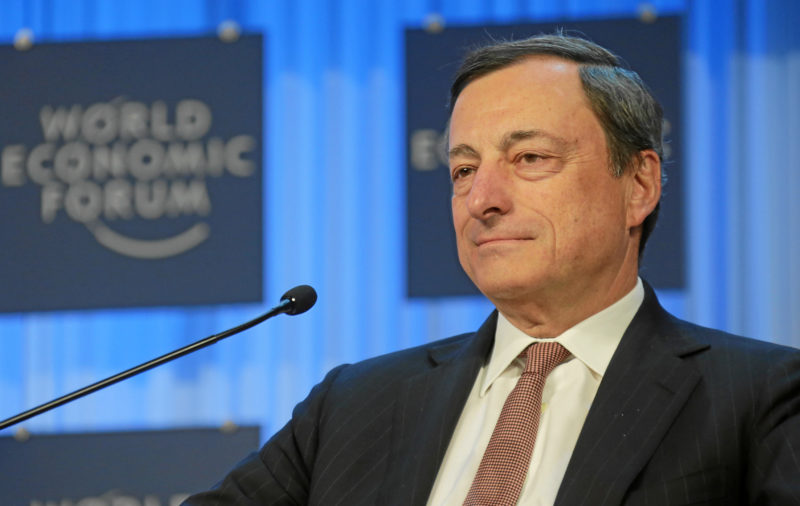 Special Address: Mario Draghi