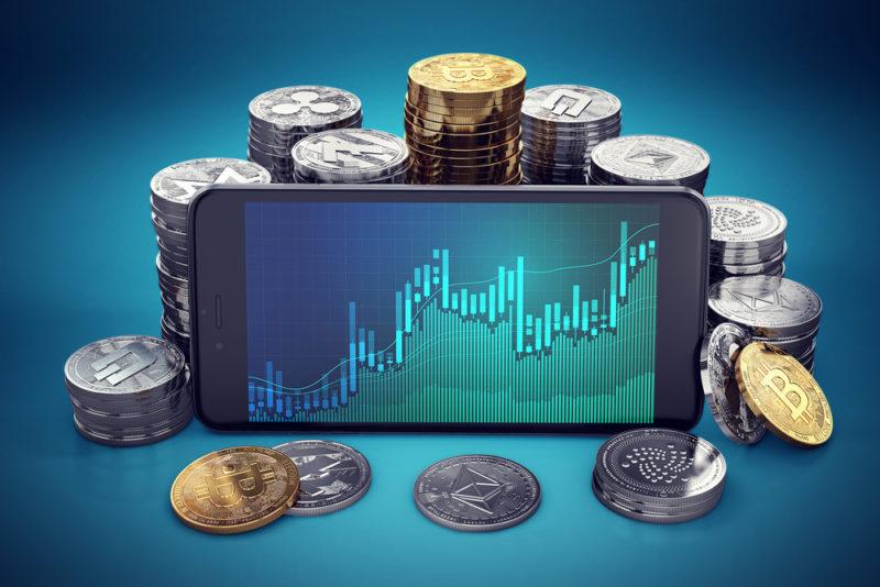 Borsa oggi investire in cryptovalute