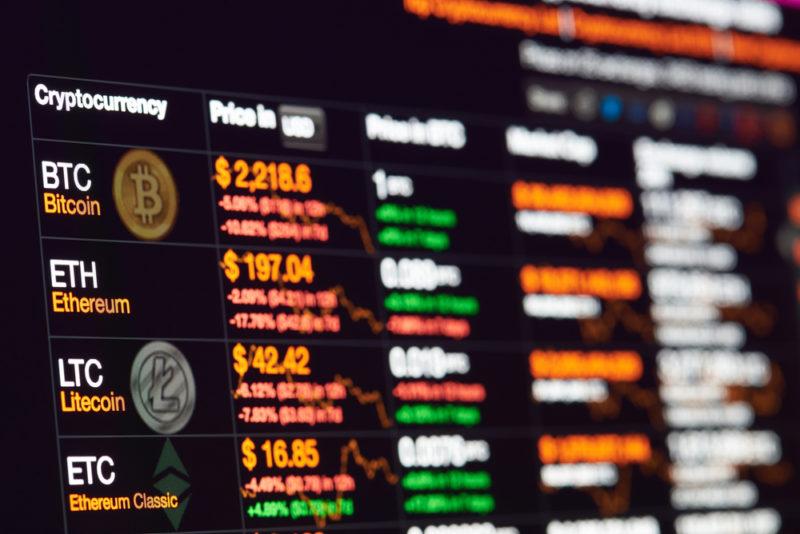 Mercati finanziari oggi moneta virtuale