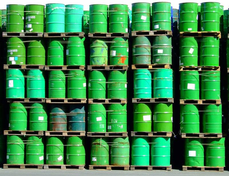 Prezzi del petrolio crescono in borsa oggi