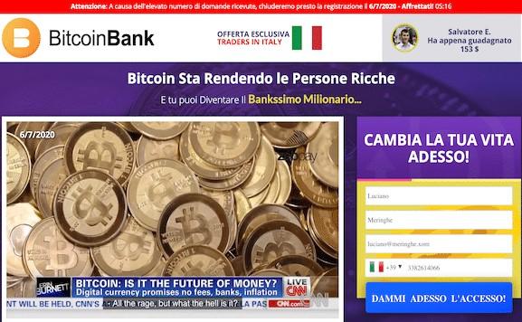 sta investendo in bitcoin redditizio