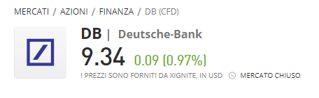 comprare deutsche bank con etoro