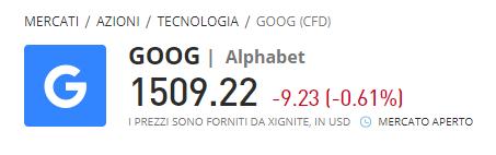 comprare azioni google con etoro