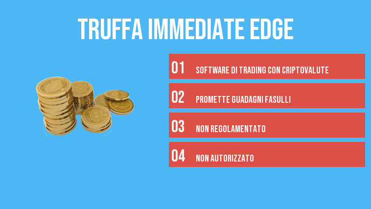 truffa immediate edge infografica
