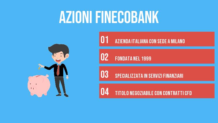 comprare azioni finecobank infografica