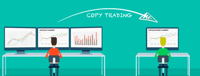 Copiare migliori investitori e fare trading automatico