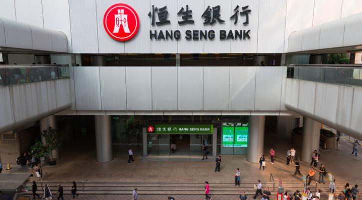 Hang seng indice di Hong Kong