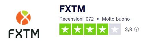FXTM opinioni e recensioni