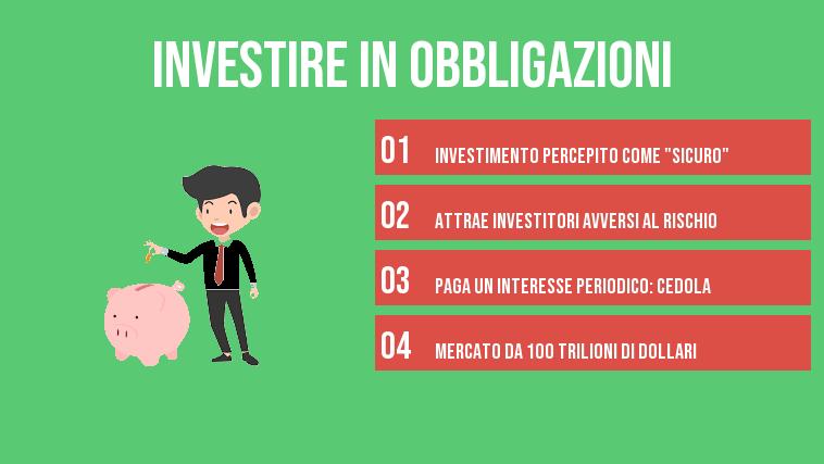 come investire in obbligazioni info
