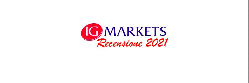 IG Markets Opinioni 2021
