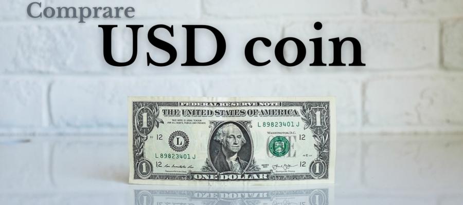 comprare USD coin